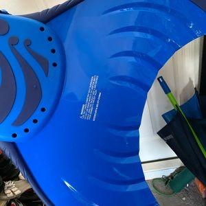 Mermaid tail body glove